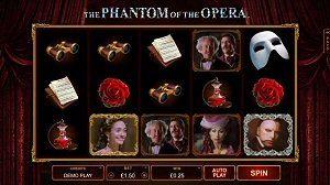 Phantom of the Opera Screen