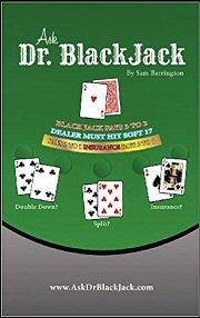 Sam Barrington Gambling Strategy Book Ask Dr. Blackjack Review