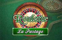 French Roulette La Partage Rule