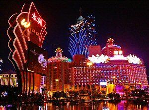 Cotai Strip Casinos in Macau