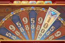Online Video Slots Feature Deco Diamonds Bonus Wheel