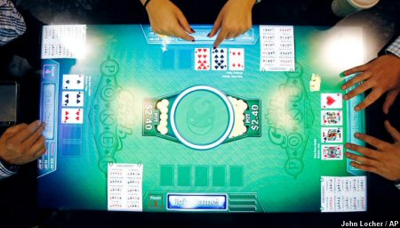 Grab Poker Skill-Based Casino Game by Gamblit Gaming