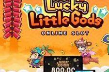 Lucky Little Gods February 2018 Mobile Slot Machine Review
