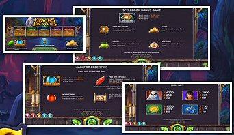 Ozwin's Jackpots Slot with 5 Progressive Jackpots