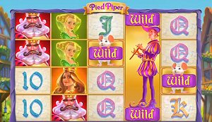 Pied Piper Mobile Slots Game Feature at Quickspin Casinos