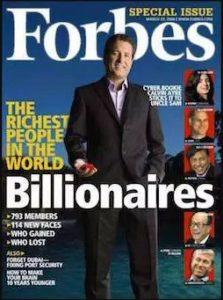 Internet Gambling Tycoon Calvin Ayre 2006 Forbes Magazine
