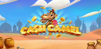 Cash Camel Slot new online slots game with Dual Free Spins Bonuses