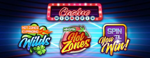 Casino Spin Win Slot, New Online Slots from NoLimit City