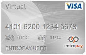 Entropay Virtual Visa