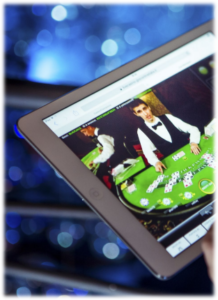 Real Canadian Money at Live Dealer Tablet Casinos
