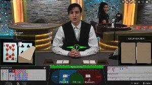 Live Casino Tables Baccarat eSqueeze
