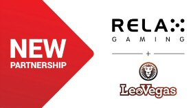 Relax Gaming adds Mobile Blackjack and Roulette to LeoVegas Mobile