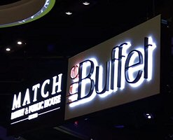 Match and The Buffet at Playtime Casino Kelowna