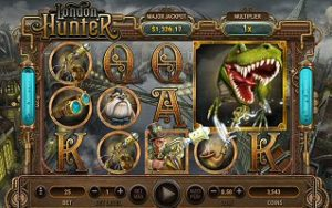 London Hunter Slot Features Expanding Wild