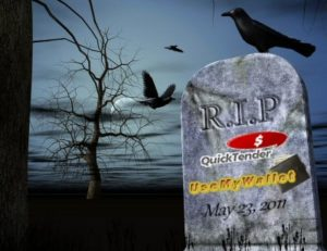 Quicktender / UseMyWallet Casinos hit by Blue Monday 2011