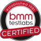 BMM Test Labs Seal of Certification