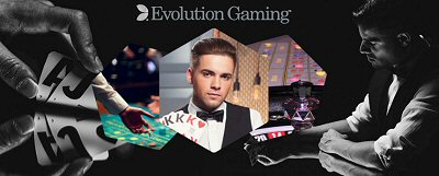 Canadian Live Casino Tables by Evolution Gaming