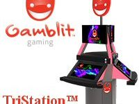 Gamblit Gaming TriStation Skill-Based Gambling Games