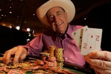Everyone's favorite poker player Doyle Texas Dolly Brunson Retires