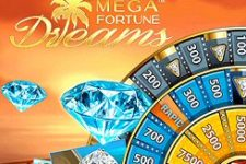 Mega Fortune Dreams Jackpot makes Senior's Dreams Come True