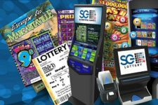 Who invented scratch cards Scientific Games