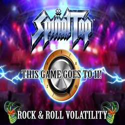 New spinal Tap Slot from Blueprint Gaming