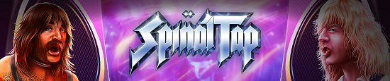 This is Spinal Tap Online Slots at Blueprint Gaming Casinos