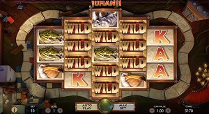 Jumanji Slot at NetEnt Online Casinos
