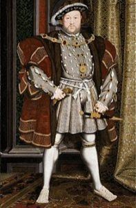 King Henry VIII Notorious Ruler Legendary Gambler