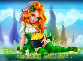 Endorphina's Lucky Lands Slot gives Players Freedom of Free Spins Choice