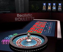 New 3D Roulette from Realistic Games