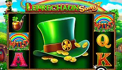 Leprechaun Slot Giant Symbol Bonus Feature