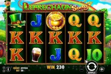 New Online Mobile Slots from Pragmatic Play: Leprechaun Song