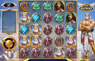 Rise of Olympus Slot now Live at Play'n Go Casinos