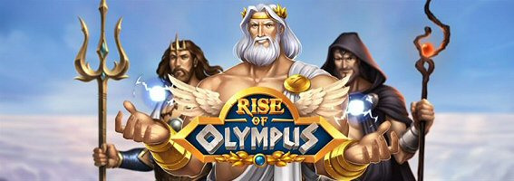 Rise of Olympus Online Slot, New from Play'n Go