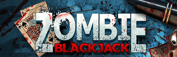 New Zombie Blackjack Game Online