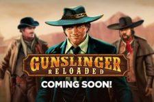 Play'N Go to release New Progressive Online Slots, Gunslinger: Reloaded