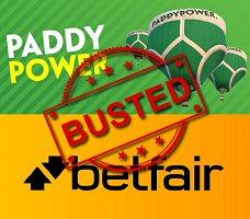 Online Gambling Fraud puts Paddy Power Betfair in Line for UKGC Paddling