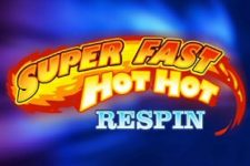 iSoftBet's New Fast Play Slots Game, Super Fast Hot Hot Respin Slot