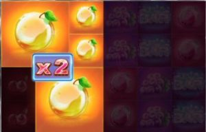 6x4 Fruit Blox Slot with Mega Tiles and 6,000+ Ways to Win