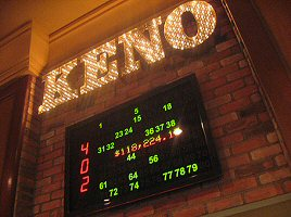 Live and online casino keno rules, reasons and RTP explained.