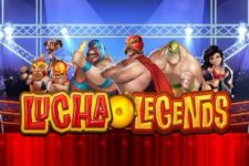 Microgaming treads New Online Slots Theme with New Lucha Legends