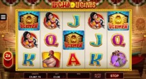 Microgaming Lucha Legends Slot
