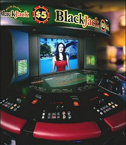 Today's electronic Blackjack Games