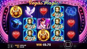 New Vegas Magic Slot by Pragmatic Play