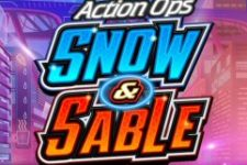 "Play the new Action Ops Snow & Sable Online Slots at Microgaming casinos. The future is now at Microgaming online casinos, where the high-tech crime-fighting duo of Snow and Sable are cleaning up the big city streets. Join the elite cyber agents as they employ complex gadgets to take on the perils of a fast-paced metropolis. The sci-fi online slots game comes from the development labs of Microgaming's exclusive partner, Triple Edge Studios. Packing a vibrant and futuristic punch, Action Ops: Snow & Sable hits the iGaming realm today, December 5, 2018. Utilizing the latest HTML5 technology, it's available for desktops, smartphones and tablets. David Reynolds, Games Publisher for the Isle-of-Man iGaming software group, commends Triple Edge for their latest release. ""Action Ops: Snow & Sable is another creation by Triple Edge Studios,"" says Reynolds, ""hot on the heels of their previous title, Wicked Tales: Dark Red. Featuring Mixed Wild Pays, Stacked Wilds and Free Spins, players can jump into futuristic, sci-fi slot action with the daring duo. ""This high volatility game offers wins up to 1,000 times the initial bet with a potentially rewarding base game, complemented by a free spin experience that has a high theoretical average return and the ability to retrigger,"" adds Reynolds. ""We look forward to unveiling more action-packed content from Triple Edge Studios in the coming weeks. Action Ops: Snow & Sable Online Slots Snow and Sable are a pair of high-tech hero femme fatales with a feline nature; a Cat Woman meets Starsky and Hutch kind of deal. Throw in the unrealistic waistline of Barbie, and the futuristic city-scape of The Fifth Element, and the Action Ops Slot is born. Triple Edge combines modern and retro elements with this title. Action Ops has a variety of interesting, new-age features and sci-fi graphics, but takes place on a classic 5x3 reel screen with just 10 paylines. The bet range scales from $0.10 to $100, with a max payout of 10,000 coins. Action Ops has just 9 symbols to look out for. The high paying variety are all tech gadgets. They include the duo's flying card, a robotic insect, spy glasses and wristband. On the low end are thematic playing card designs of A, K, Q and J. Snow and Sable are both wilds, and the game's logo is the scatter. Action Ops Snow & Sable Features Snow and Sable are the highest paying symbols in the game when lining up alone, and are half as valuable together. They also act as wilds to create winning combos with other symbols. When they both appear on a payline, they become Mixed Wilds. The pay rate for standard symbol combinations using mixed wilds doesn't change, but when these two pair up for 5 Mixed Wilds on a line, they achieve a 5k coin payout. The game's highest prize comes from lining up 5 Snows, or 5 Sables (no mixing!), worth the max 10k coins. When 3, 4 or 5 game logos appear in a spin, it triggers 10, 15 or 20 free games, plus scatter pays of 200, 1k, and 10k coins respectively. During free spins, a pair of 3-high Snow and Sable wilds grace each end of the reels, largely increasing the chance for a big payout. The game comes with a frequent re-trigger rate, as well. Additional scatters can retrigger more free games during the feature. Players receive +5 free spins for two scatters, or +10 for 3. Reels 1 and 5 will randomly shift between Snow and Sable during the free games."