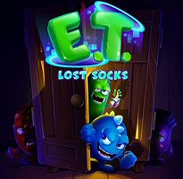 Evoplay Entertainment launches Wacky New E.T. Lost Socks Slot