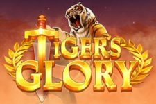 Tiger's Glory Gladiator Themed Slots