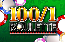 Play 100/1 Roulette Online by NYX Gaming
