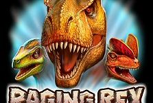 New Year, New Online Slots – Play'n GO releases Raging Rex Online Slot